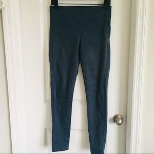 H&M DIVIDED women's ankle high rise skinny pants 8